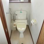 【2階トイレ】