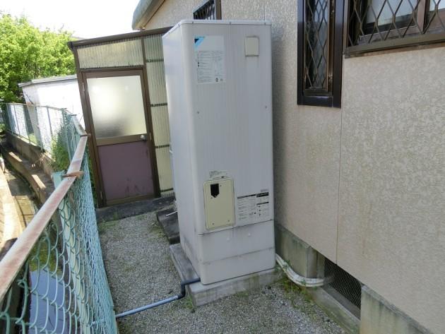 【電気温水器】