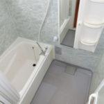 【きれいな浴室】