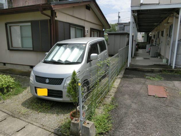 【駐車場スペース】