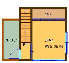 【2階間取り】
