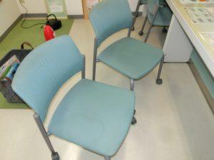 【18年使った椅子】