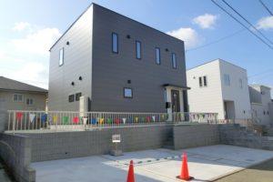 【3台以上駐車可能な相可台新築住宅】