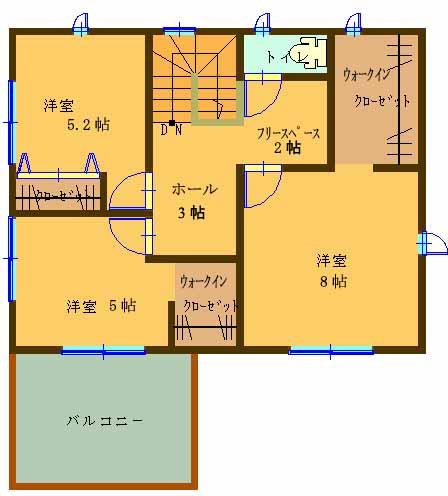 【ルーフバルコニーのある相可台新築建売住宅】