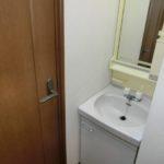 【2階トイレ前にある手洗い】