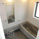 【1.25坪あるゆったりした浴室】