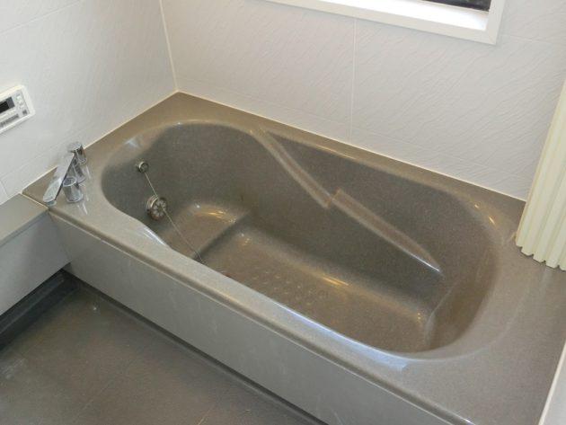 【大きな浴槽】