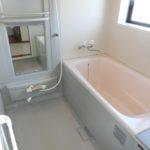 【1坪あるゆったりしたの浴室】