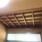 【今では珍しい網代天井】