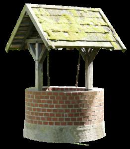 【pixabayより 古井戸を埋まる前には】