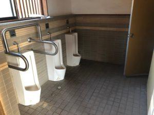 【和風のしっかりしたトイレ】