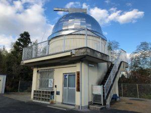【立派な感じの天文台】