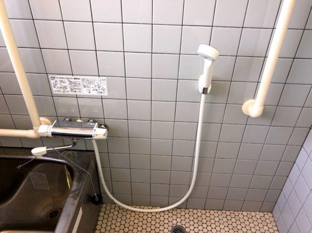 【田原町中古住宅浴室水栓等】