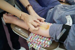 【Big_HeartによるPixabayからの画像  献血】