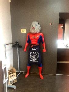 【前のお店の時に盗難にあったことのあるスパイダーマン】