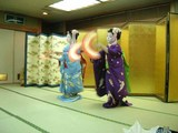 舞妓さん踊り