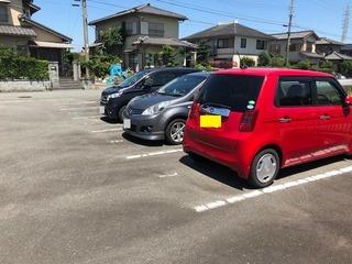 すずらん駐車場①