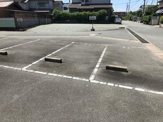 すずらん駐車場④