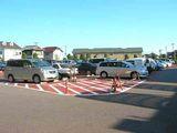 法務局駐車場