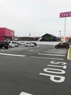 コスモス駐車場