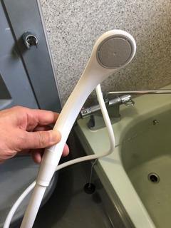 シャワーホース③